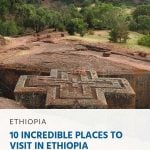 10 Incredible Places to Visit in Ethiopia - pin