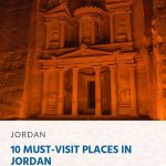 10 Must-Visit Places in Jordan - pin