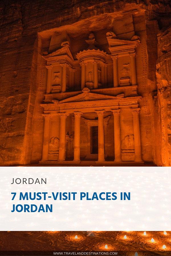 7 Must-Visit Places in Jordan