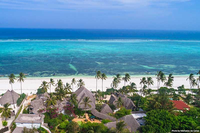 Beaches and Resorts in Zanzibar, Tanzania