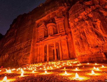 Best Places in Jordan - Petra