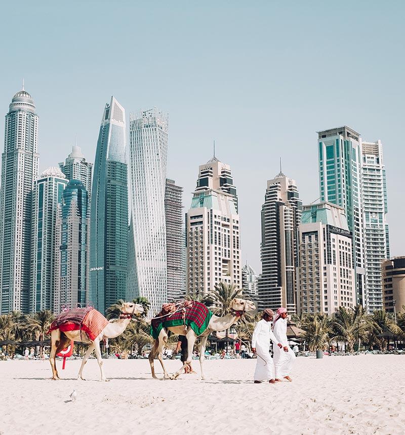 Dubai Beaches - By Fredrik-Ohlander-unsplash