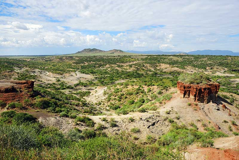 Olduvai Gorge and Valley, Tanzania