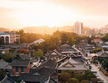 South Korea - Skylines