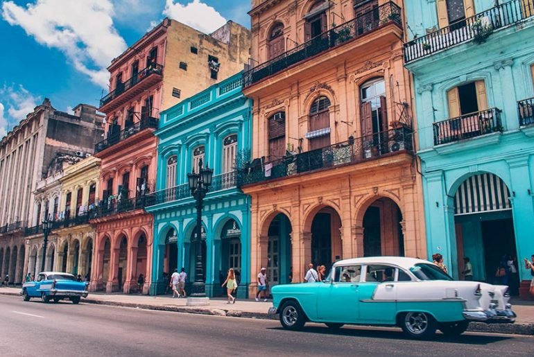 Top places to visit in Cuba - Havana