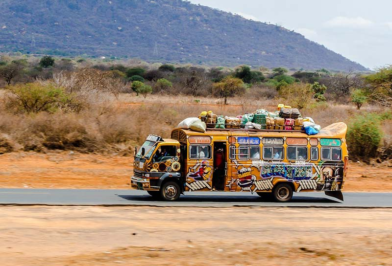 Transport in Kenya