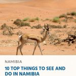 10 Top Things to See and Do in Namibia