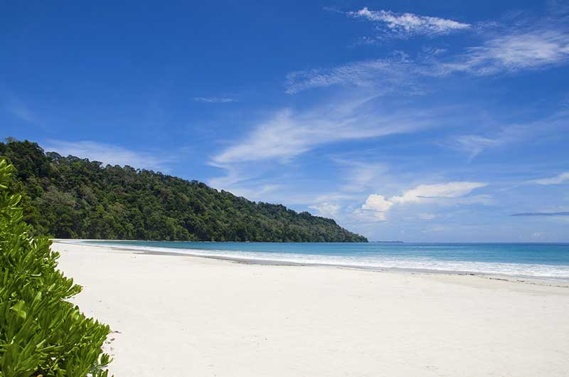 Beaches on Andaman Islands, India