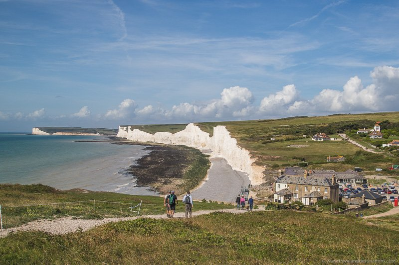 Birling Gap, Seven Sisters, UK
