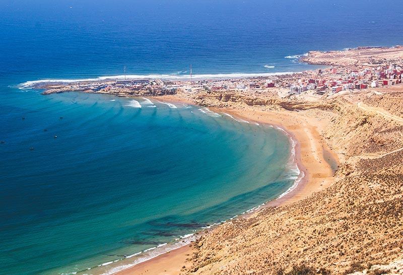 Coast of Imsouane
