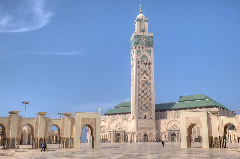 Grande Mosquée Hassan II, Casablanca