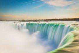 Horsehoe Falls, Niagara Falls - Long exposure