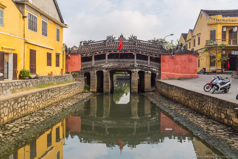 Japanese Bridge, Hoi An - Day