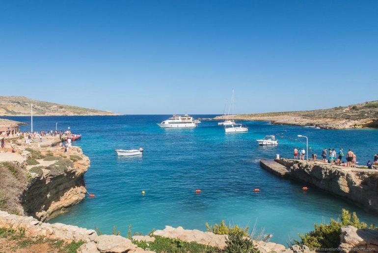 Malta and the coast