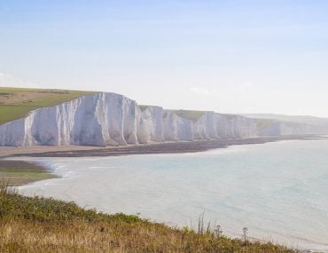 Seven Sisters Cliffs and Park - UK