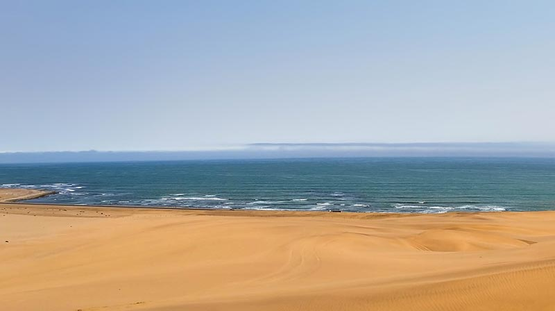 Skeleton Coast, Namibia by kolibri5 via Pixabay