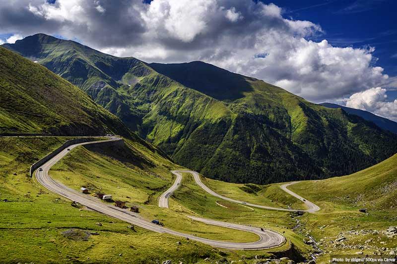 Transfagarașan Highway