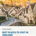 10 Best Places to Visit in England - pin