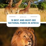 10 Best and Must-Visit National Parks in Africa