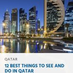 Best Things to See and Do in Qatar - pin
