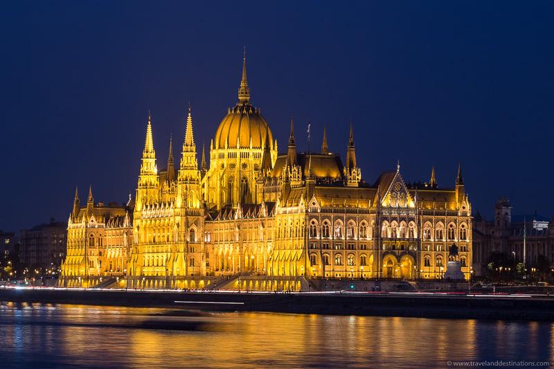 Budapest Parliament, Hungary
