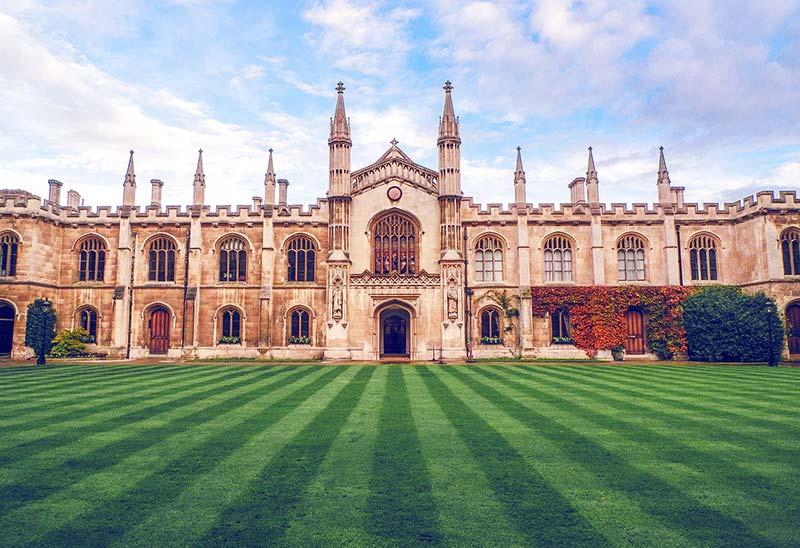 Architecture in Cambridge