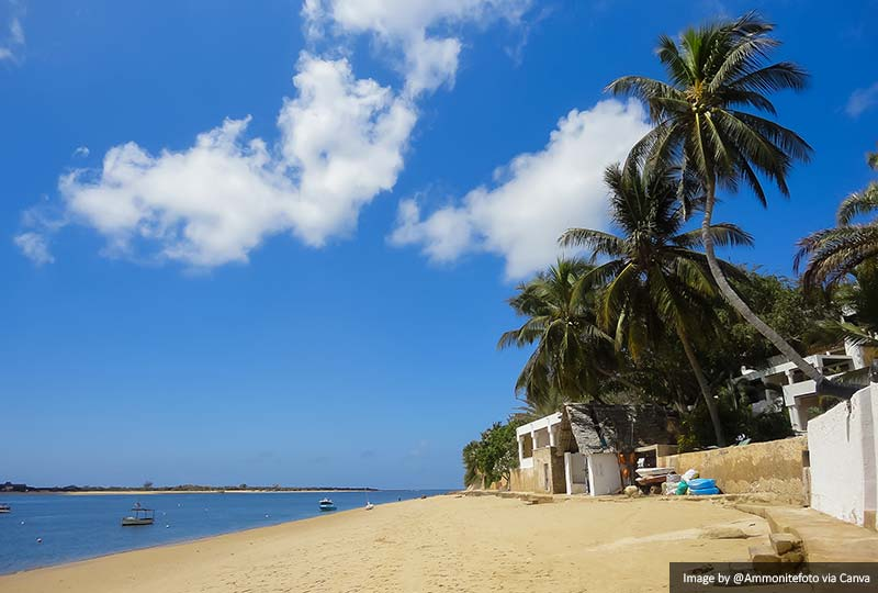 Canva - Lamu beach