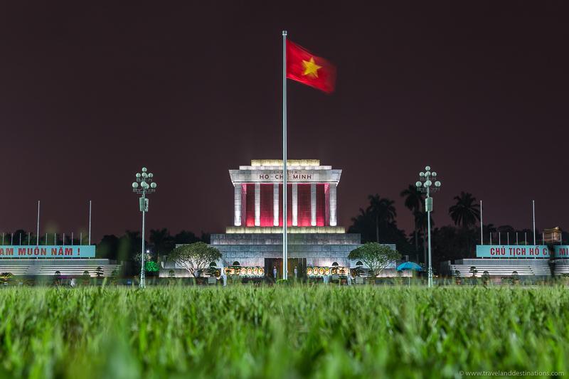 Hanoi, Vietnam - night