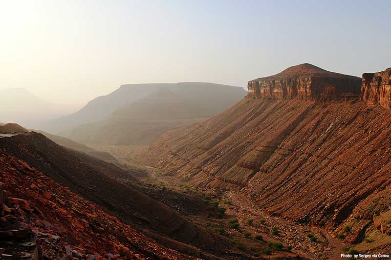 Mauritania - Africa