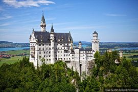 Places in Germany - Neuschwanstein image
