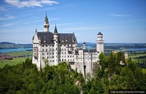 Places in Germany - Neuschwanstein image