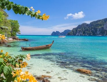 Thailand - Beaches and Scenery