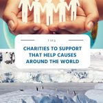Charities to Support That Help Causes Around the World