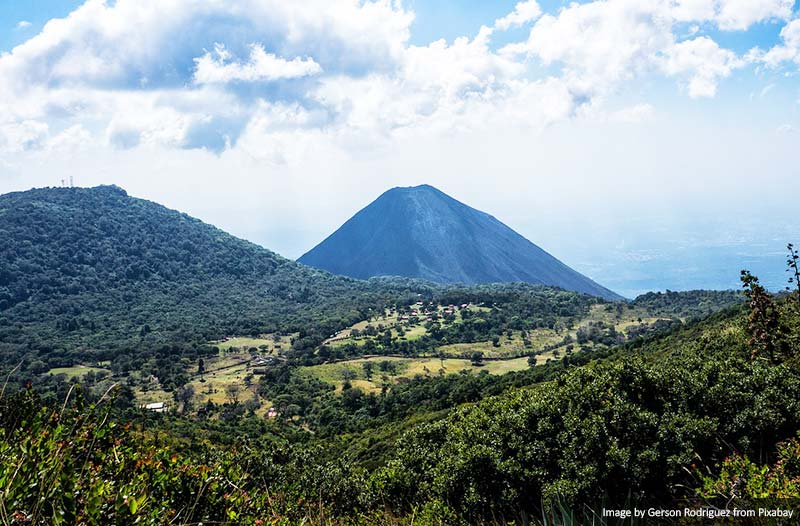 Los Volcanes National Park, El Salvador