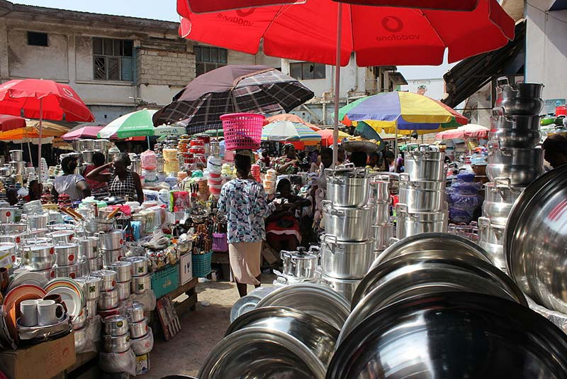 Makola Market, Accra, Ghana