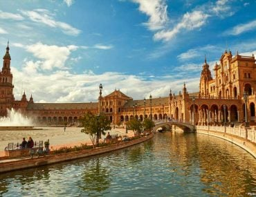 Seville - Places to visit in Spain
