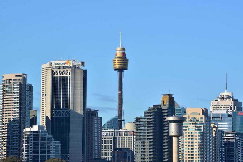 Sydney Tower Eye - Day