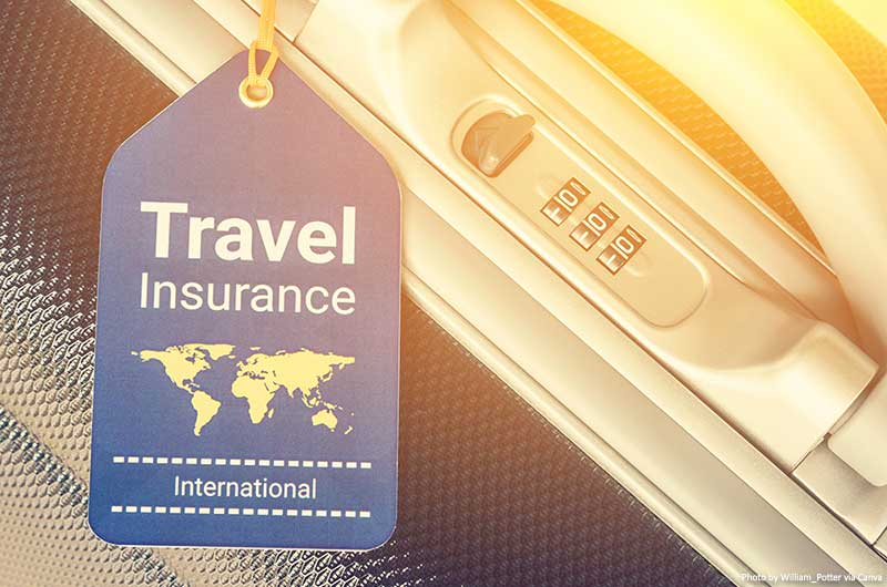 Travel Insurance Tag