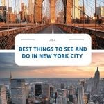 Best Things to See and Do in New York City (USA)