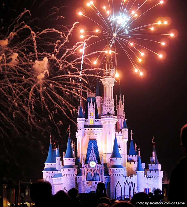 Мир Диснея, Орландо и Фейерверк 10 лучших вещей, которые стоит увидеть и сделать в Орландо (США) 10 лучших вещей, которые стоит увидеть и сделать в Орландо (США) Disney World Orlando and Fireworks