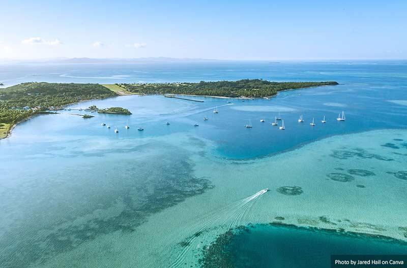 Фиджи  5 тропических мест, которые  должны посетить пара влюбленных Fiji