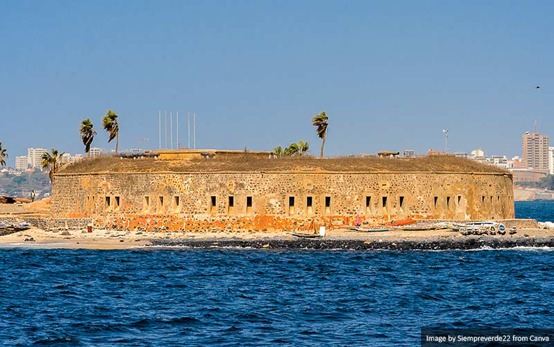 Goree Island, UNESCO World Heritage Site