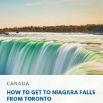 How to Get to Niagara Falls from Toronto