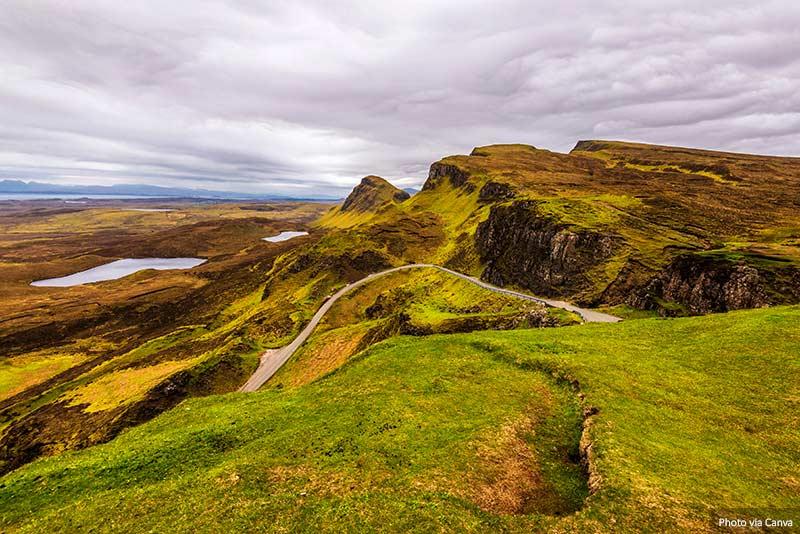 Остров Скай 10 лучших мест для посещения в Шотландии 10 лучших мест для посещения в Шотландии Isle of Skye