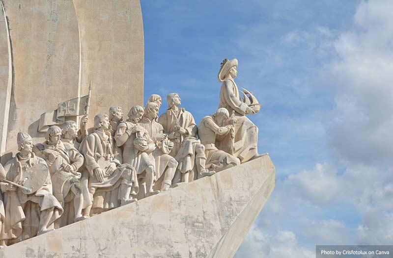 Достопримечательность Padrao dos Descobrimentos Лиссабоне (Португалия) 10 лучших вещей, которые стоит увидеть и сделать в Лиссабоне (Португалия) Padrao dos Descobrimentos landmark