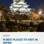 10 Best Places To Visit In Japan