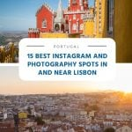 15 Best Instagram and Photography Spots In and Near Lisbon