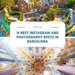 15 Best Instagram and Photography Spots in Barcelona