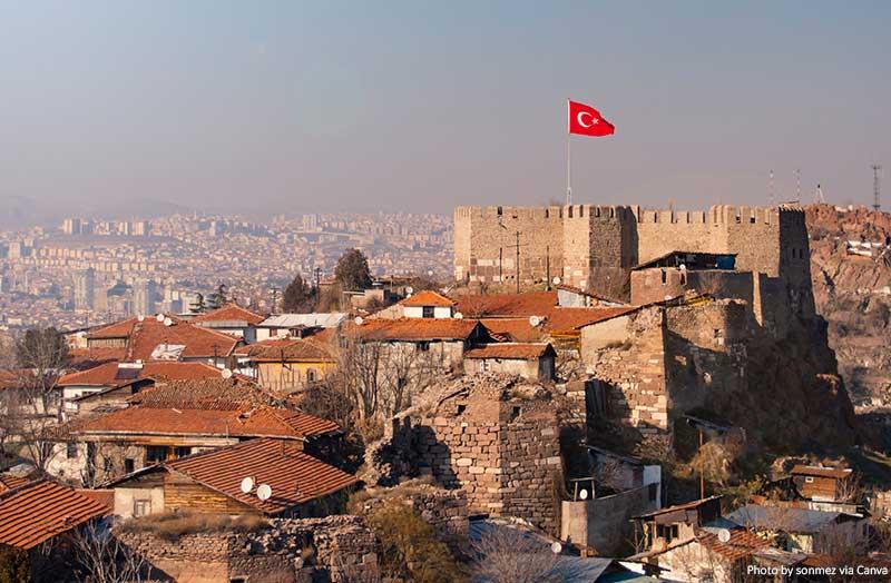 Замок Анкары 10 лучших мест для посещения в Турции 10 лучших мест для посещения в Турции Ankara Castle