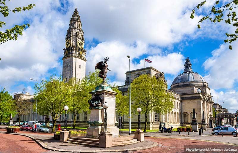 Кардифф - Уэльс 10 лучших мест для посещения в Уэльсе 10 лучших мест для посещения в Уэльсе Cardiff Wales
